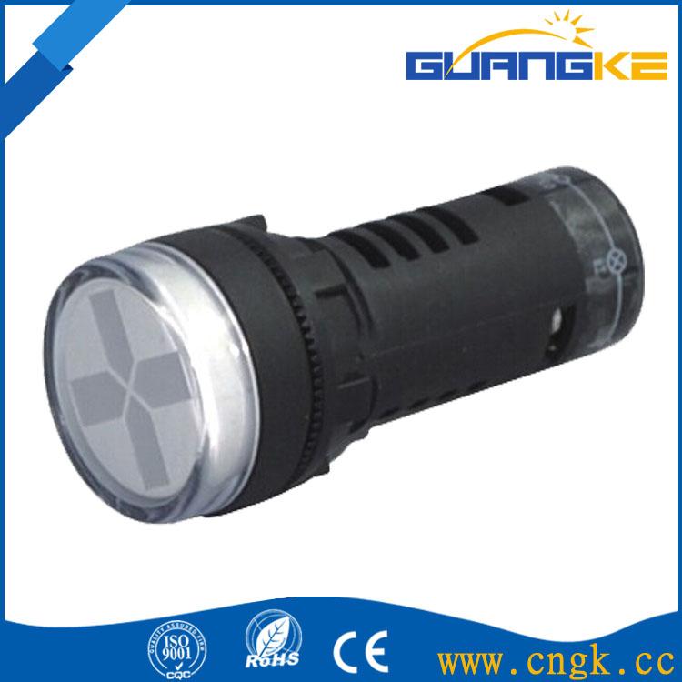 Ad16-22 Type I24v Led Indicator Light,Dual Color Led Indicator ...