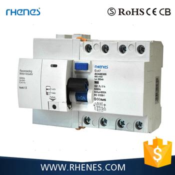 Three Phase Mcb/rccb Auto Rec Automatic Reclosing - Buy Automatic ...