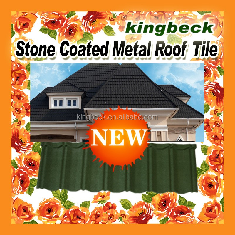 metal roof tile for house