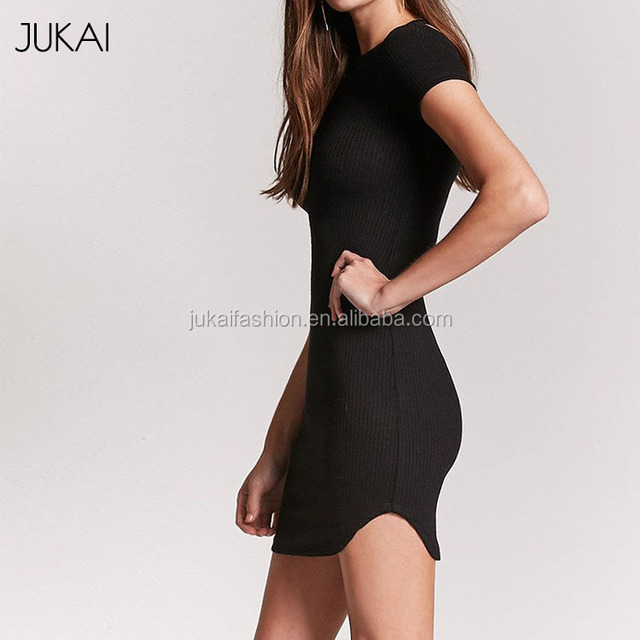 e89e08a11f1d2 celebrity short bandage dress_Yuanwenjun.com