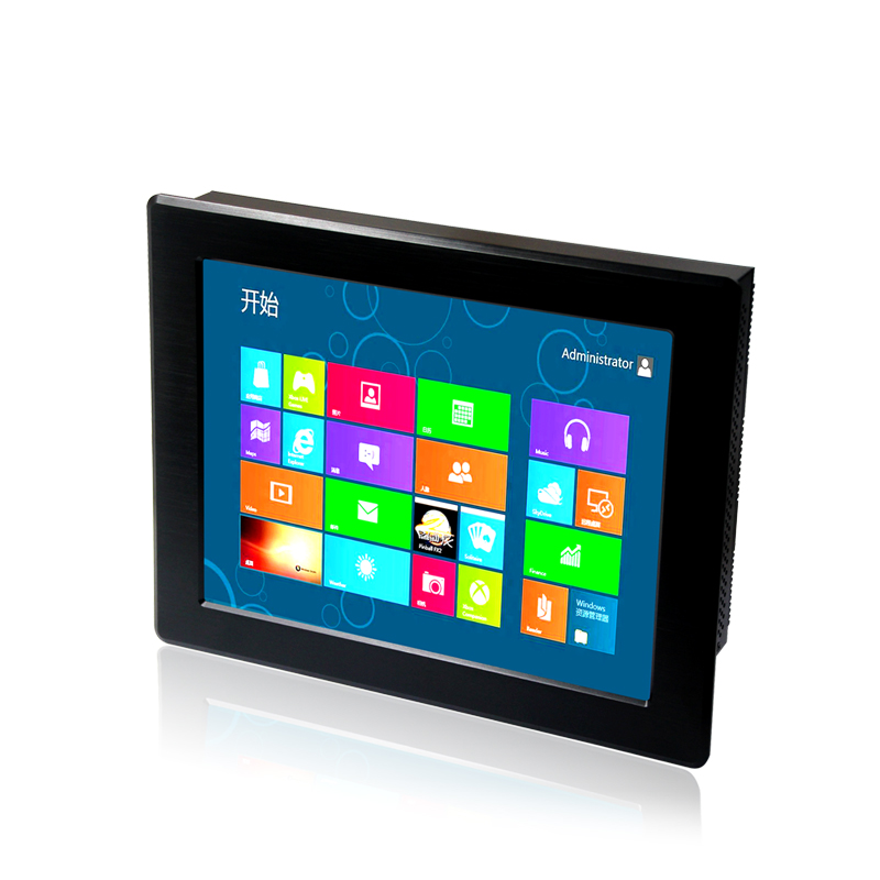 15 inch touch screen met Win 7/8/10 industriële pc Baytrail-D/I/M j1800/J1900 Processor robuuste tablet pc
