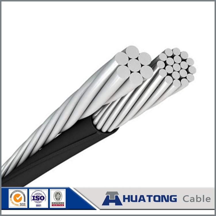 Companies needing distributors low voltage AAC conductor XLPE Insulated ABC overhead bundled Cable Doberman