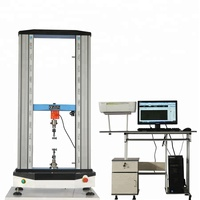 Tensile Strength Testing Machine 10Kn Electronics Lab Equipment Utm Test Machine Universal Tester