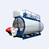 Compact structure paper 1 ton 6ton gas canadian boiler industries company heating systems supplier