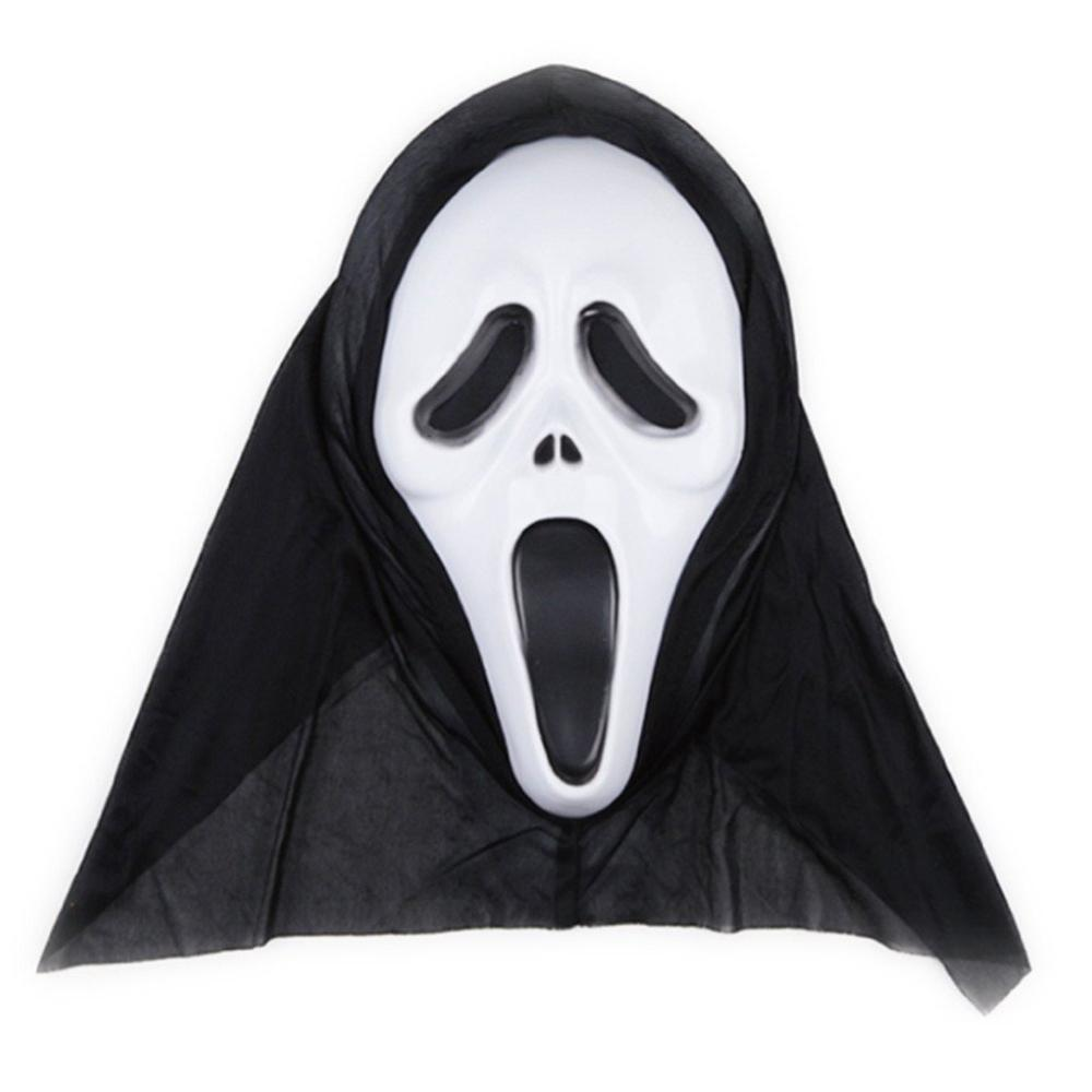 Halloween Horror Mask Ghost Scream Costume Party