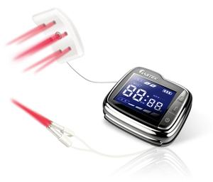 Acupuncture Laser Treatment Hypertension 650nm Laser Therapy Medical Device