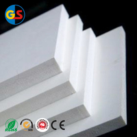 1-40mm PVC foam board/ plastic sheet / waterproof foam sheet manufacturer