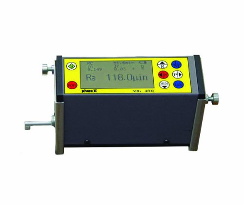 Phase-II Portable Surface Roughness Tester