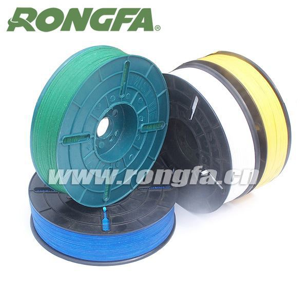 factory made spooled paper/plastic belt pack rebar tie wire