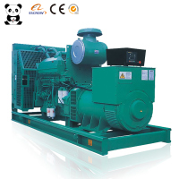 160kw 200kva Rated Power diesel generator sets Water cooled type 220v Rated Voltage AC Three Phase Cheap price