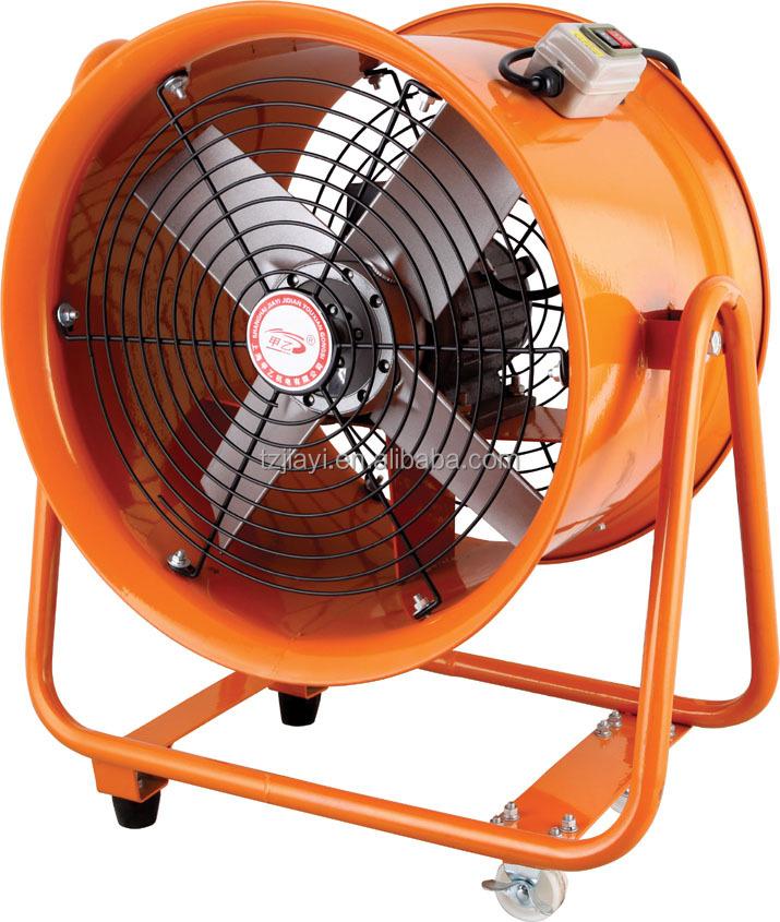 Portable Air Ventilator : Sht series portable blower quot