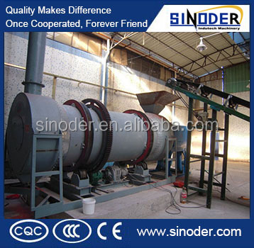 Silica Sand Rotary Dryer/Silica Rotary Dryer /rotary dryer used widely in building materials, metallurgy, chemical industry