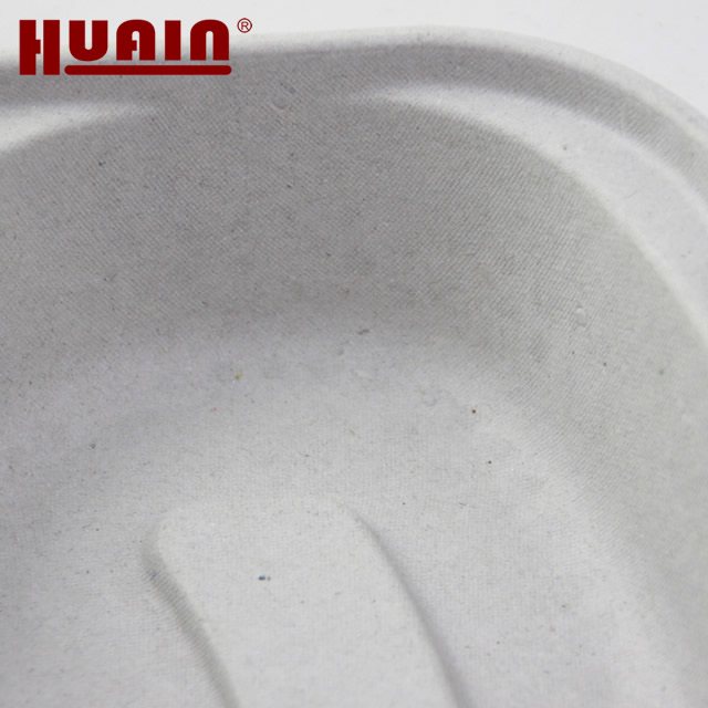 Medical Disposable Molded Pulp Kidney Bowl Dish