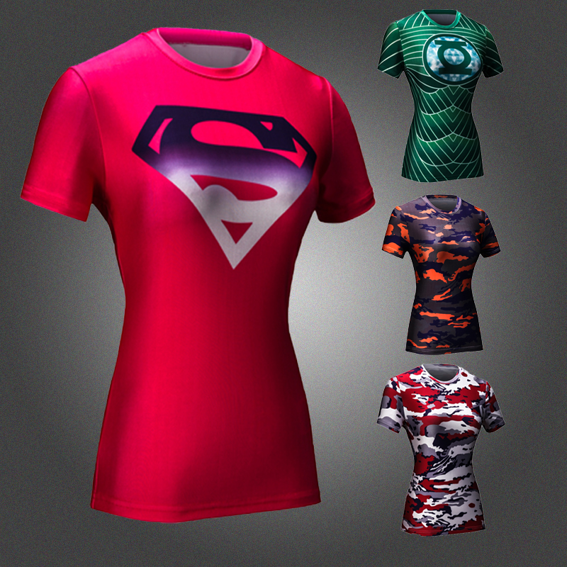 Superman clothing for women
