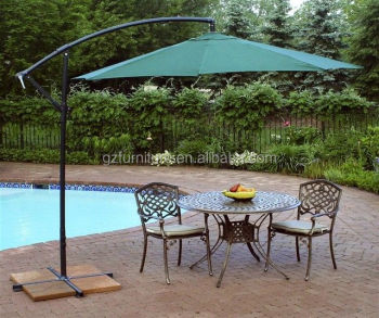 New Patio Umbrella Offset 10 Hanging Outdoor Market D10