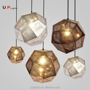 High quality designer stainless steel cooper pendant lamp lighting