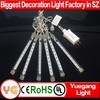 UL Christmas Decorations Led Meteor Rain Light Led Rain Drop Light Rainbow Led Light