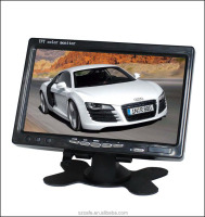 hot selling 7inch lcd monitor high definition with av input easy installation