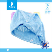 High quality microfiber wrap around towels