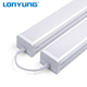 New Linkable SAA CE ETL Listed Led Strip Batten Light CCT Adjustable 0.6m 1.2m Led Linear Strip Light