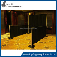 TFR wholesale pipe and drape/backdrop pipe and drape for wedding/pipe and drape malaysia