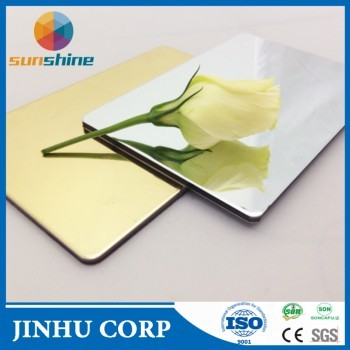 Anodized Mirror Finish Acp / Acm Panel,Best Sales Interior Wall ...