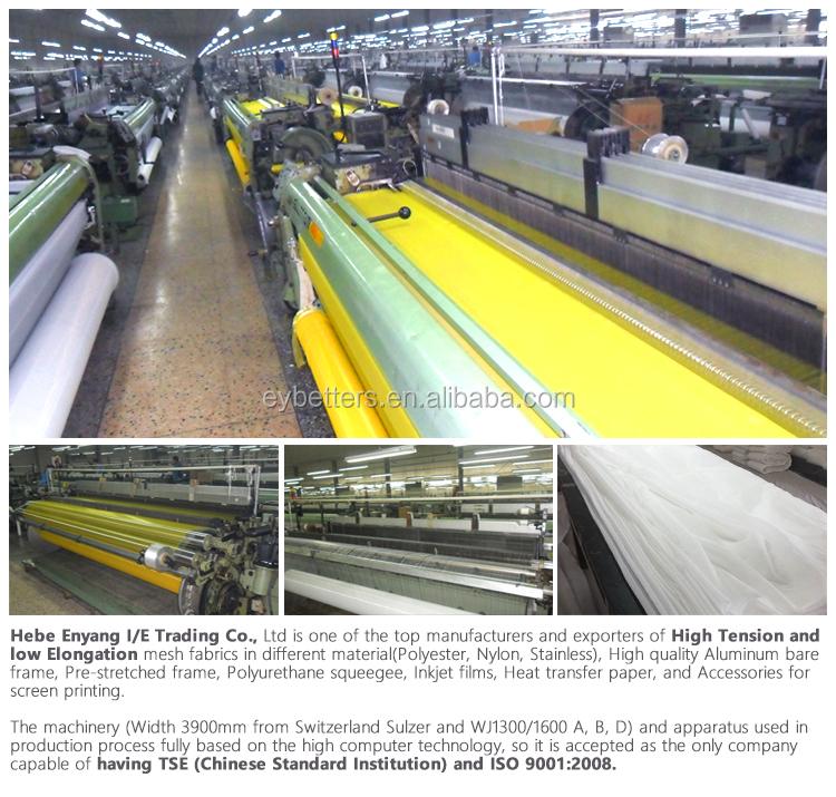 230 della maglia di stampa dello schermo del poliestere tessuto di maglia per la stampa di T-Shirt