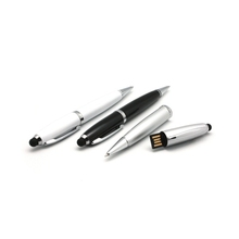 Business Pen Shaped Cover Pen Drive 16 Gb Usb 2.0 3.0 Pendrive