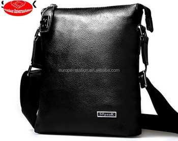 Fashionable Leather Men's Bag,Business Bag For Men Leather,Office ...