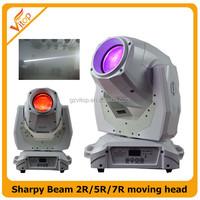 sharpy 7R light moving head beam light,bulb moving head light sharpy ,230W america stage party light