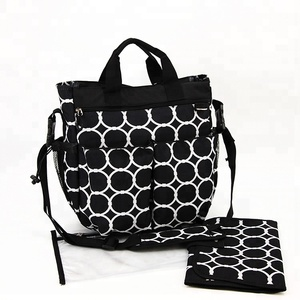 Large size changing mat baby cute mummy baby bag multifunctional diaper bag