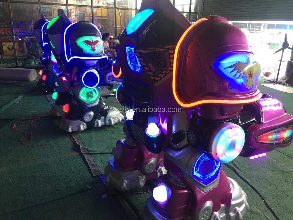Shenlong Professional Manufacturer Direct Sale Park Kiddie