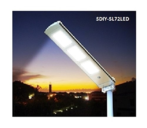 solar lighting system/ Solar Street Light / Solar Area Light / Solar LED Light, Waterproof Light, Motion Sensor Security Light / 30 Watt …
