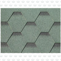 Newest Siamesed Fiberglass Asphalt Facing Brick Wall Tile