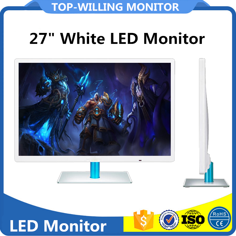 "Hot Sale LED Panel 27"" Inch Monitor/27"" Wide LED Monitor"