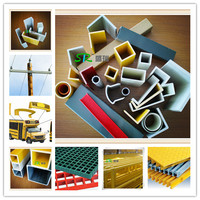 High strength fiberglass products