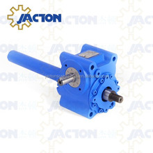High Performance 5KN Small Lifting System Worm Gear Miniature Mechanical Screw Jack Tr 16x4 Through-hole Mount