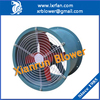 Large Air Flow Grain Silo Ventilation Blower Fan with New Design