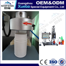 Semi auto capping machine screw capper