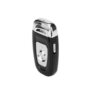 Digital Hidden Voice Activated 50 hours continuously Audio Recording Car key Voice Recorder