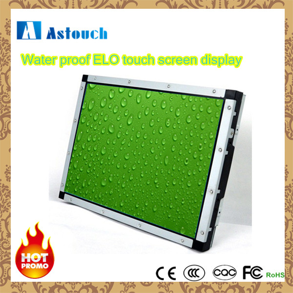 17'' Open Frame ELO touch monitor with compact structure