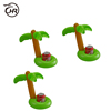 Inflatable Palm Island Drink Holders,Inflate Floating Coasters