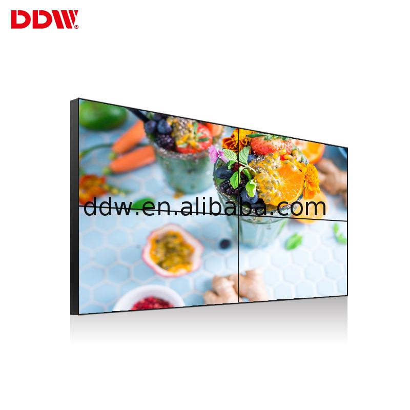 Factory supply best video wall system audio mount shelves anti theft mounting DDW-LW550HN16