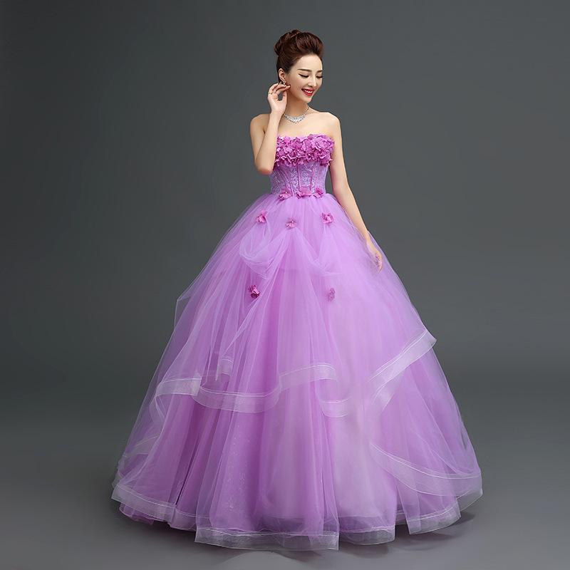 Venta al por mayor vestidos de boda fantasia-Compre online los ...