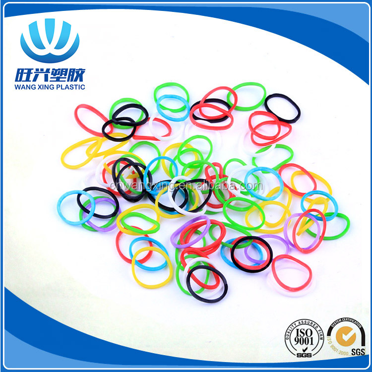 hot selling synthetic rubber /small colored rubber band