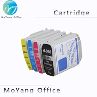Flawless printing Moyang 940 compatible replacement ink CARTRIDGE Compatible For HP printer