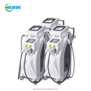 Beauty Centre Use E Light/Rf/ Nd Yag Laser Multifunctional Spa Equipment