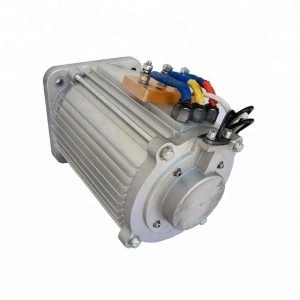 7.5kw 72v Tour Bus 3000rpm AC Motor Speed Controller