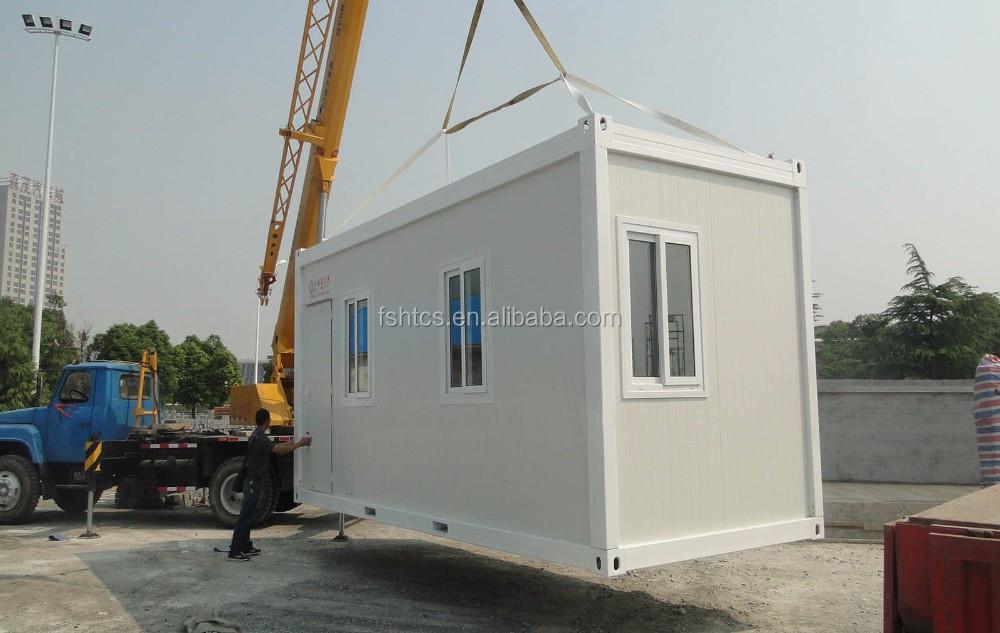40ft module lumi re structure en acier pr fabriqu s r cipient maison d 39 ha - Maison modules prefabriques ...