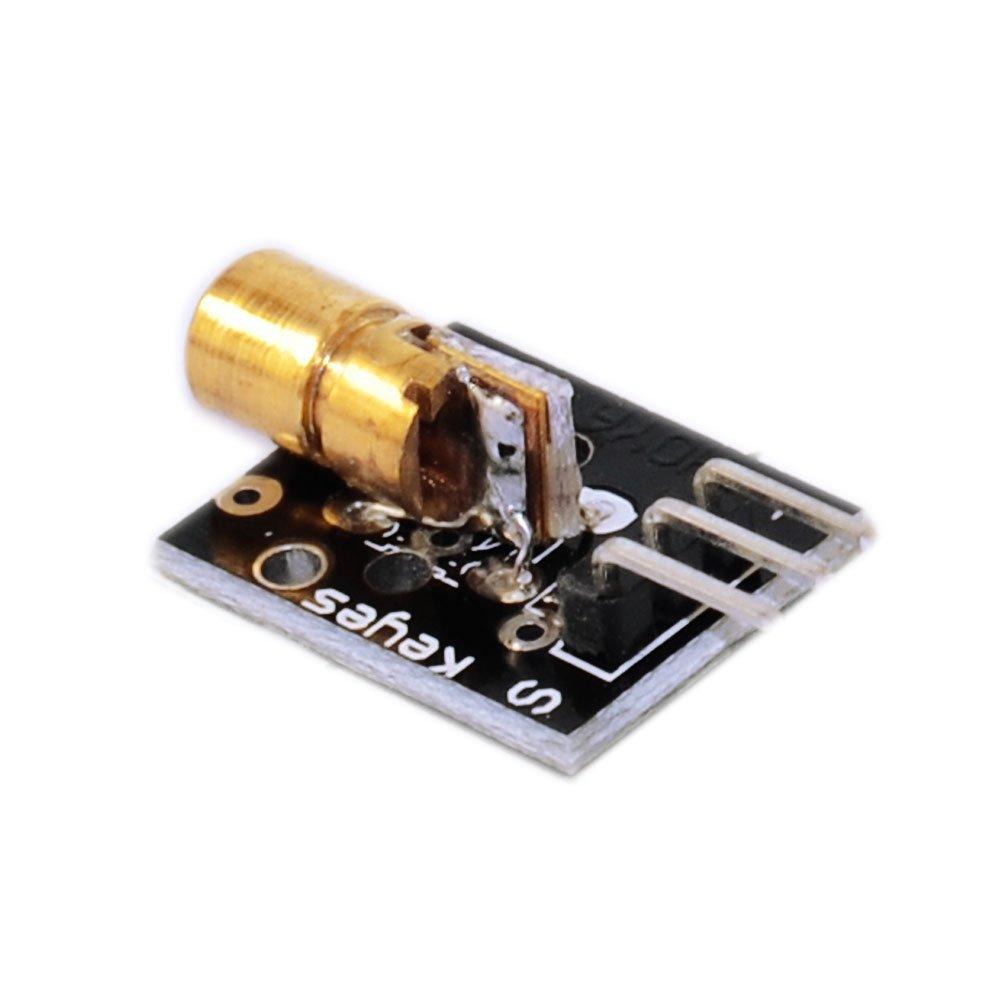 Laser Transmitter Sensor Module KY0008 for Arduino